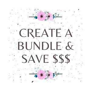 Creat A Bundle $